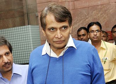 India embarking on 4th industrial revolution: Suresh Prabhu