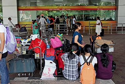 Calcutta airport to get digital entry pilot project by March