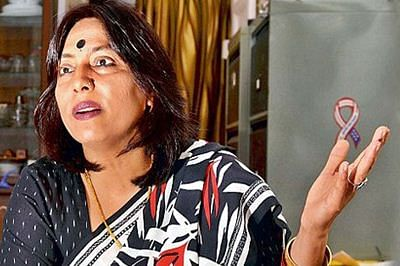 Delhi Police unable to maintain law and order: Abha Singh