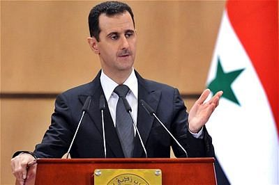 Ready to negotiate  presidency for peace  in Syria, says Assad