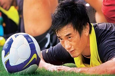 I-League has been a failure: Bhaichung Bhutia