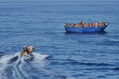 Italy rescues 1,850 migrants in Strait of Sicily