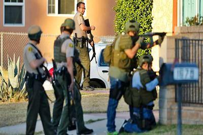 California shooting investigated as act of terrorism: FBI