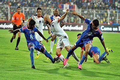 Goa under pressure in ISL semis second leg against Dynamos