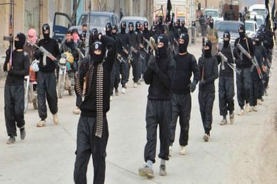 Islamic State bombings near Syria Shiite shrine kill 71