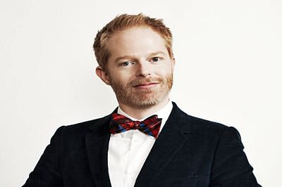 Jesse Tyler Ferguson shows bandaged face after cancer treatment