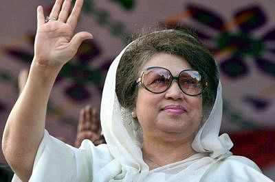 Khaleda Zia's son handed 7 years jail in money laundering case