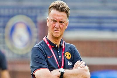 United coach van Gaal concerned over injuries to Jones, Young