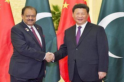 China, Pakistan vow to deepen ties with USD 46 bn economic corridor