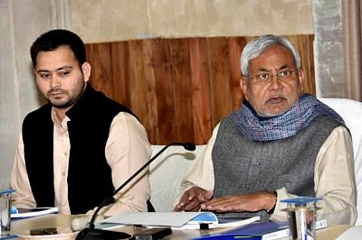 Tejashwi faces corruption charges, must not become leader of opposition: JD(U)