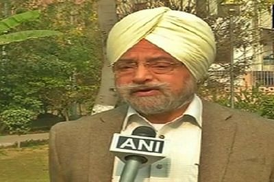 Subramaniam is compromising his position: Justice (Retd.) R S Sodhi