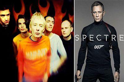 Radiohead releases unused James Bond theme song