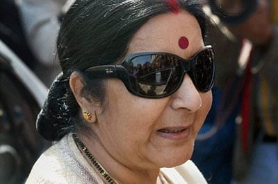 Sushma Swaraj: The 'common man's MEA'