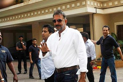 Sanjay Dutt to do a cameo in his Biopic