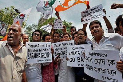 Saradha scam: SC declines to entertain plea of ex-Union Min