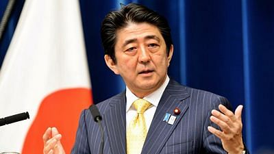 Homeless denied typhoon refuge,  Japan PM Shinzo Abe promises to take action
