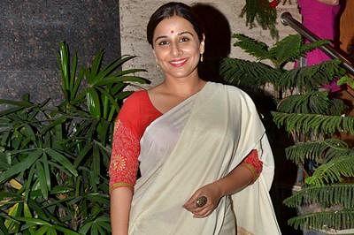 Vidya Balan to turn speaker along with Shah Rukh Khan at IIMB Summit