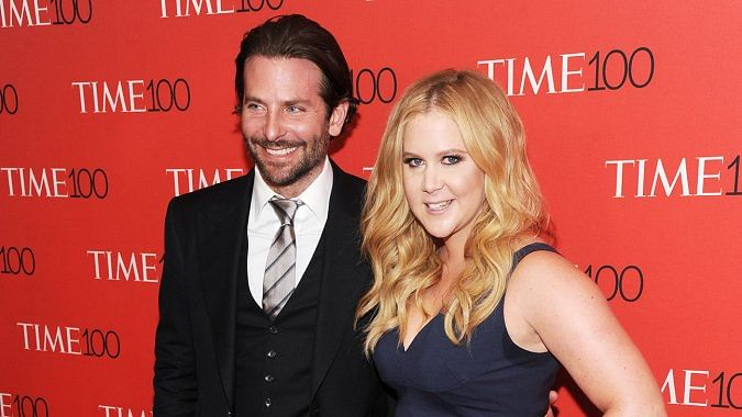 Amy Schumer has some 'dirty' fantasy for Bradley Cooper
