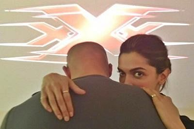 Deepika Padukone signed up for XXX opposite Vin Diesel