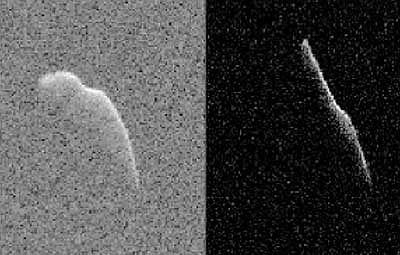 Asteroid to say hello to Santa this Christmas eve