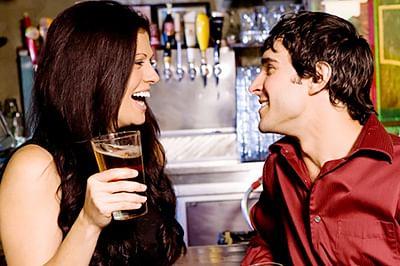 Women trust gay men more  than straight male friends