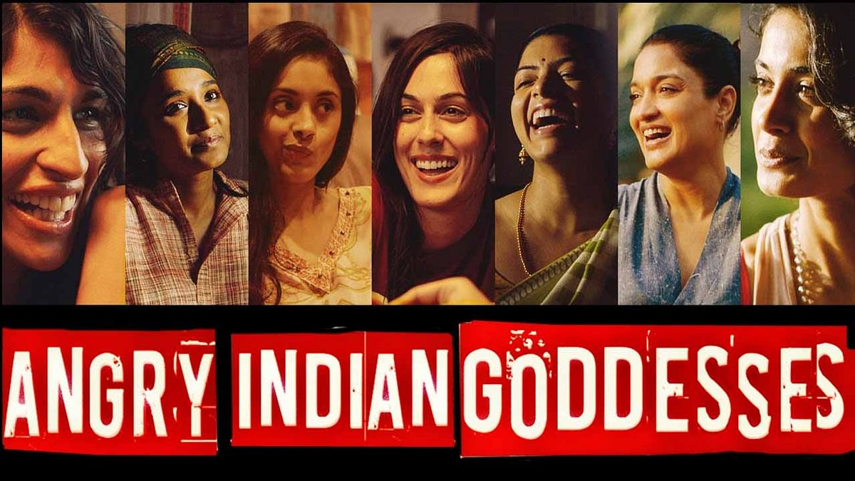 Movie Review:  Angry Indian Goddesses – Perky, sassy & triumphant