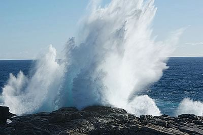 How sea spray affects cloud formation
