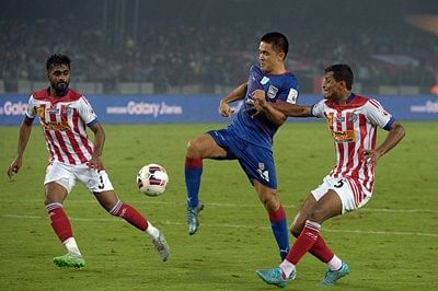 All India Football Federation recommends Indian Super League as top league