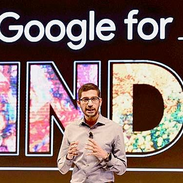 Scale of Indian market allows Google to develop new products: Sundar Pichai