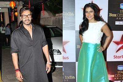Kajol set to start film with Ajay in mid-2016