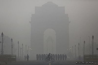 Dust storm in West Asia precipitated Delhi smog crisis: SAFAR