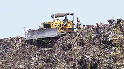 Civic body invites tenders to clear waste at Mulund dumping ground