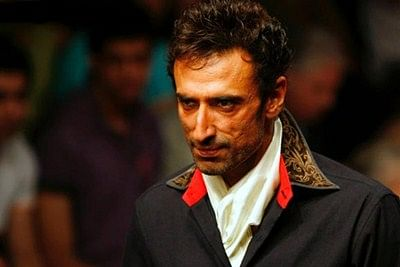 I'm slotted in negative roles: Rahul Dev