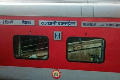 Mumbai passengers can experience flight atmosphere in trains