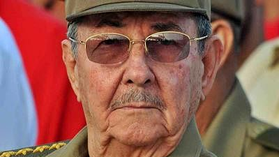 Twitter suspends accounts of Raul Castro and state media