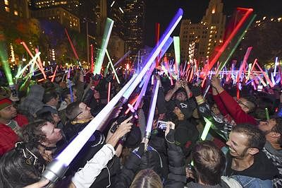 Man lands in ICU for 'spoiling' Star Wars movie