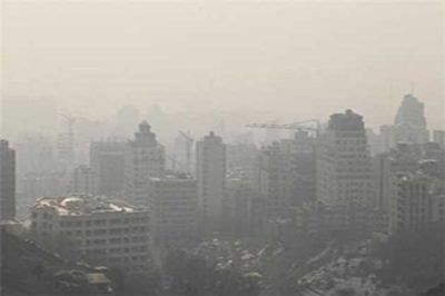 Tehran to shut schools for two days due to air pollution