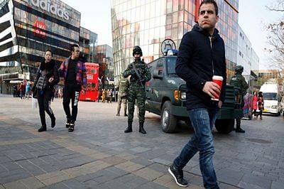 UK, US issue alert over threats to westerners in Beijing