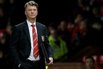 Man United need to buy another striker: Van Gaal