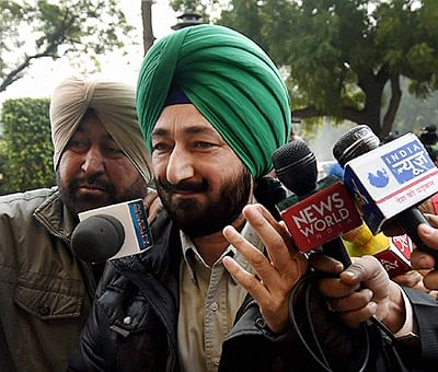 NIA nails Salvinder for  lapses in his statement
