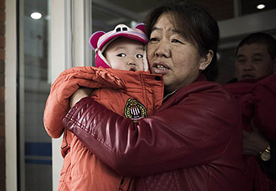 China's  two-child policy comes into effect