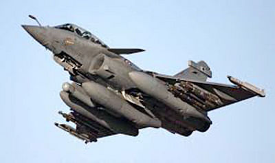 India confirms Rafale  jet deal with France