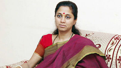 MVA government not repressive: Supriya Sule