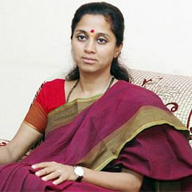 Supriya Sule suffering from dengue, advised rest
