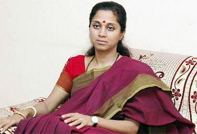 Supriya Sule's sari talk in Parliament draws flak
