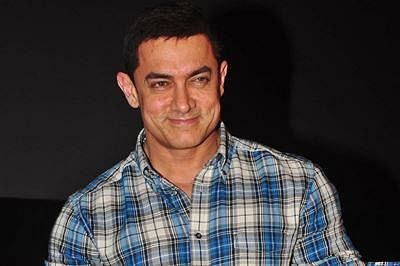 Aamir buys bike containing metal of INS Vikrant