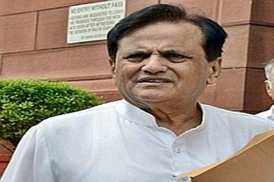 Hang me if anything found against me: Ahmed Patel