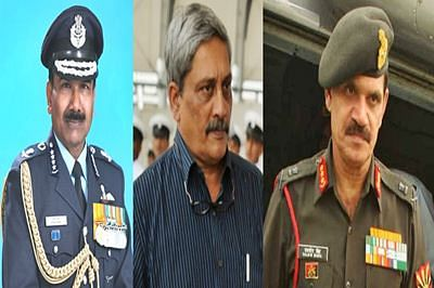 Def Min, Army and Air Force chiefs to visit Pathankot