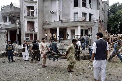 Blast near Indian consulate in eastern Afghanistan