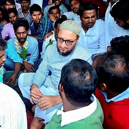 Owaisi's party plans anti-CAA march in Hyderabad